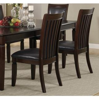 Coaster Company Brown Walnut Dining Chair