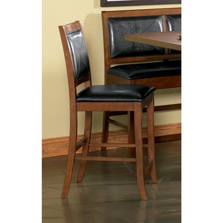 Brown Contemporary Dining Chair