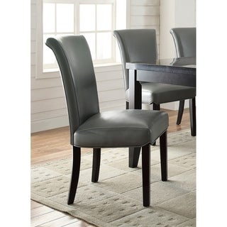 Coaster Company Silver High Back Side Chair