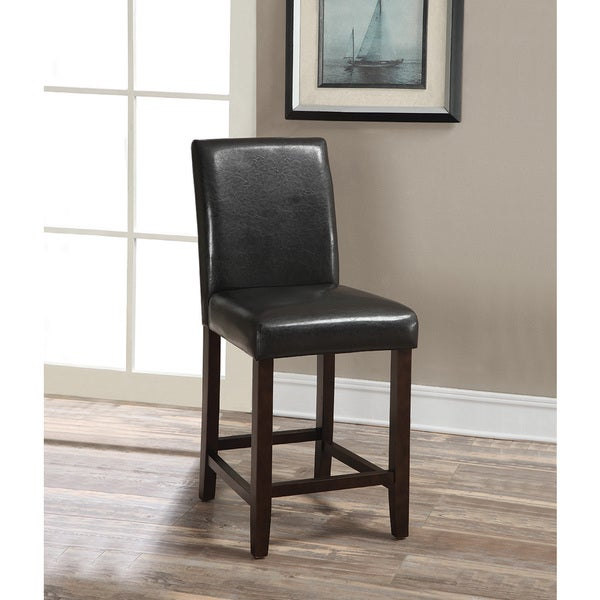 Coaster Company Brown 24 Inch Counter Height Chair