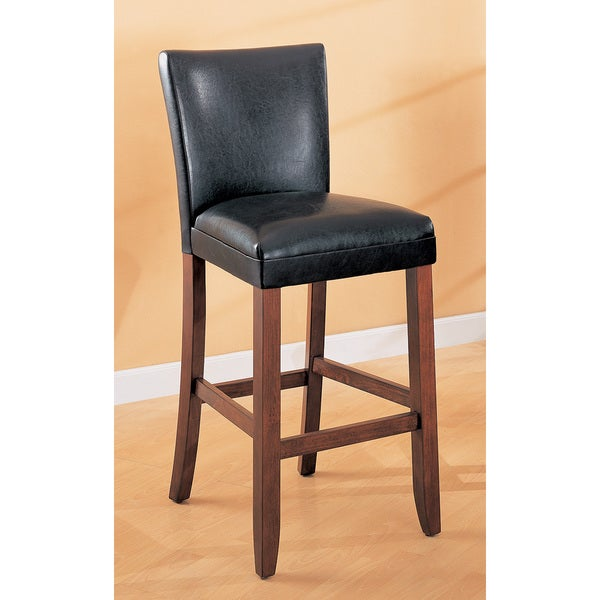 Shop Coaster Company Leatherette Counter Height Stool