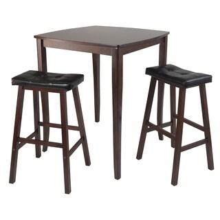 Winsome Inglewood 3-piece Pub Dining Set