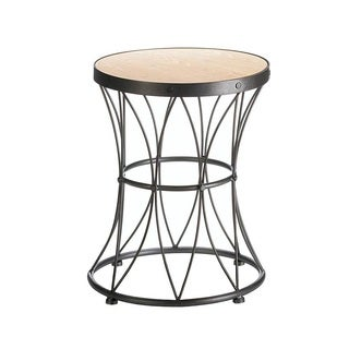Boronia Modern Accent Stool