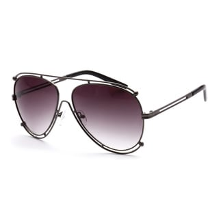 EPIC Eyewear Men's Full Metal Frame Fashion Aviator Sunglasses