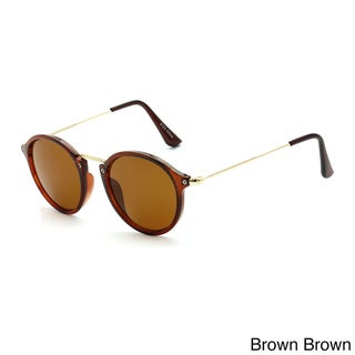 Epic Eyewear Round Fashion Club UV400 Sunglasses