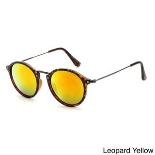 EPIC Eyewear Round Fashion Club UV400 Sunglasses