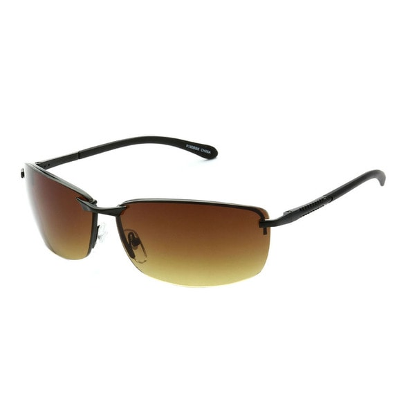 Epic Eyewear UV400 Frameless Sporty Sunglasses - Free ...