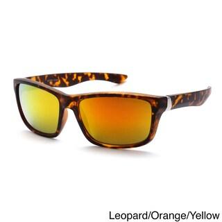 Epic Eyewear Sporty Retro Durable Full Frame UV400 Wayfarer Sunglasses (2 options available)