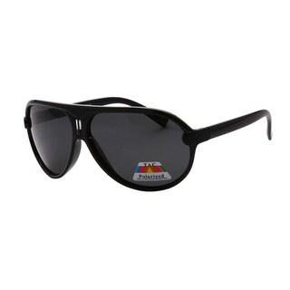 Epic Eyewear Full Metal Frame Sporty Aviator Sunglasses