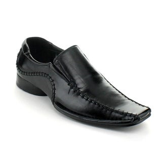 Miko Lotti 672 Men's Bicycle-Toe Dress Soft Slip-On Loafer