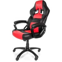 Arozzi Monza Racing Style Gaming Chair, Red