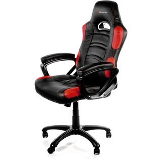 Arozzi Enzo Racing Style Gaming Chair, White