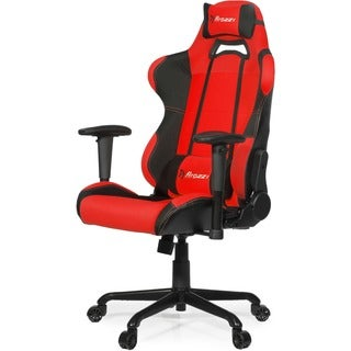 Arozzi Torretta Series Racing Style Gaming Chair, Red