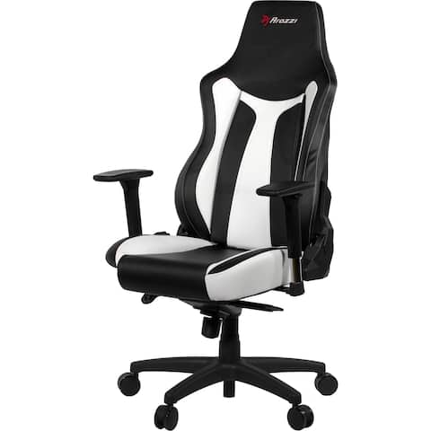 Arozzi Vernazza Series Super Premium Gaming Chair, White
