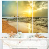 Discontinued product - Modern Seascape Canvas Artwork