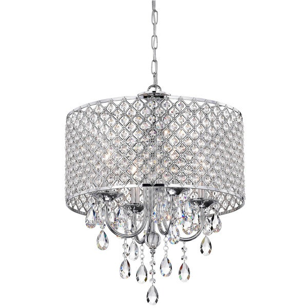 Aaryn 4-light Drum Chandelier