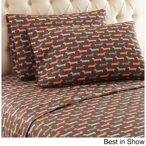 Shavel Micro Flannel® Printed Sheet Set