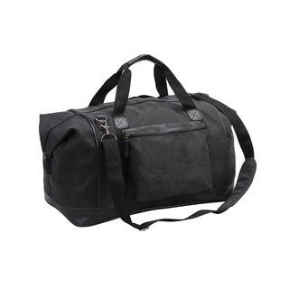 Preferred Nation Tahoe Grey Canvas Duffel Bag
