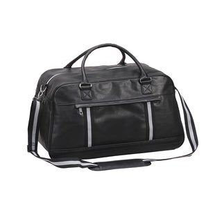Preferred Nation Cooper Black Durahyde Duffel Bag