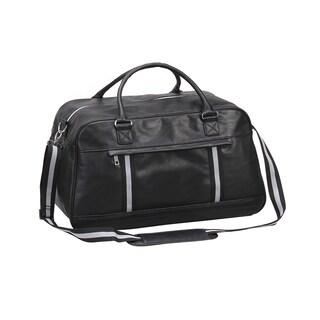 Preferred Nation Cooper Black Durahyde Duffel Bag