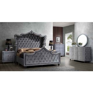 King Size Bedroom Sets For Less Overstock Com