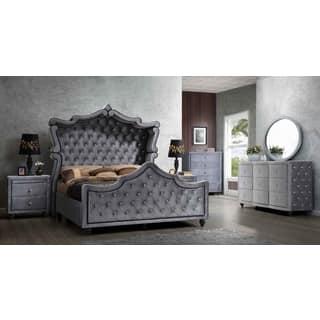 Grey Bedroom Sets For Less | Overstock.com