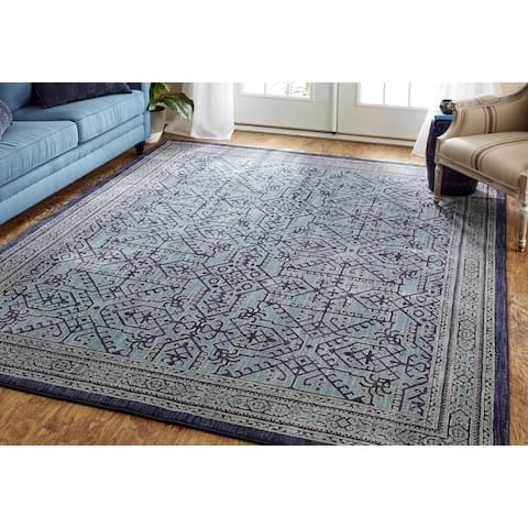 Mohawk Home Barrow Woven Area Rug
