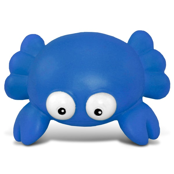 puzzled blue crab squirter   free shipping on orders over