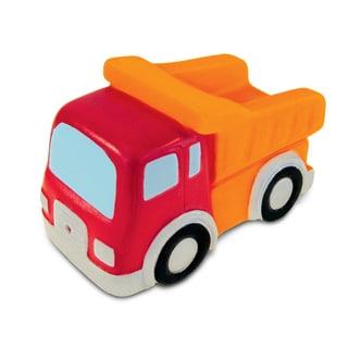 Puzzled Dump Truck Squirter