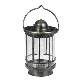 Duracell Solar Glass/Metal Powered Outdoor LED Tabletop Lantern|https://ak1.ostkcdn.com/images/products/12237723/P19080894.jpg?impolicy=medium