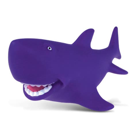 Puzzled Purple Shark Squirter