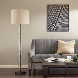 Madison Park Signature Francis Bronze Floor Lamp