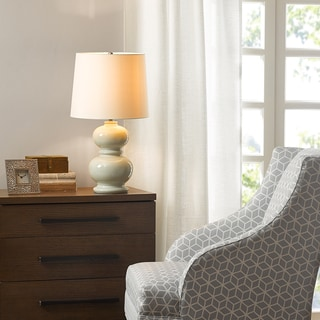 Madison Park Signature Benton Ivory Table Lamp
