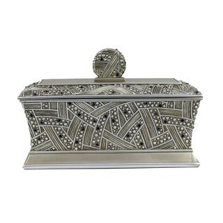 D'Lusso Designs Jaden Collection Large Jewelry Box