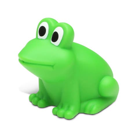 Puzzled Green Frog Squirter