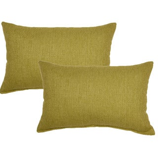Grandstand Apple 12in Throw Pillows (Set of 2)