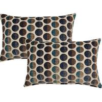 Circus Wave 12in Throw Pillows (Set of 2)