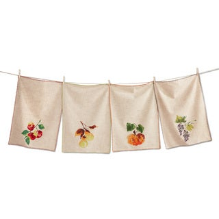 TAG Market Fresh Dishtowel (Set of 4)