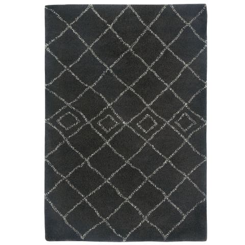 Nador Transitional Machine Woven Rugs