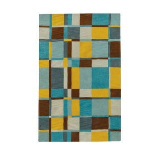 Left Bank Hand Tufted Rug (5' x 8')