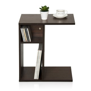 Furinno FNAJ-11058 Boyate Sofa Side Table