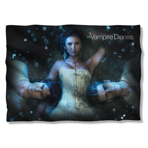 Vampire Diaries/Why Choose (Front/Back Print) Pillowcase