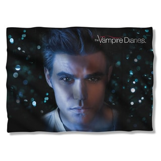 Vampire Diaries/Stefan Eyes (Front/Back Print) Pillowcase