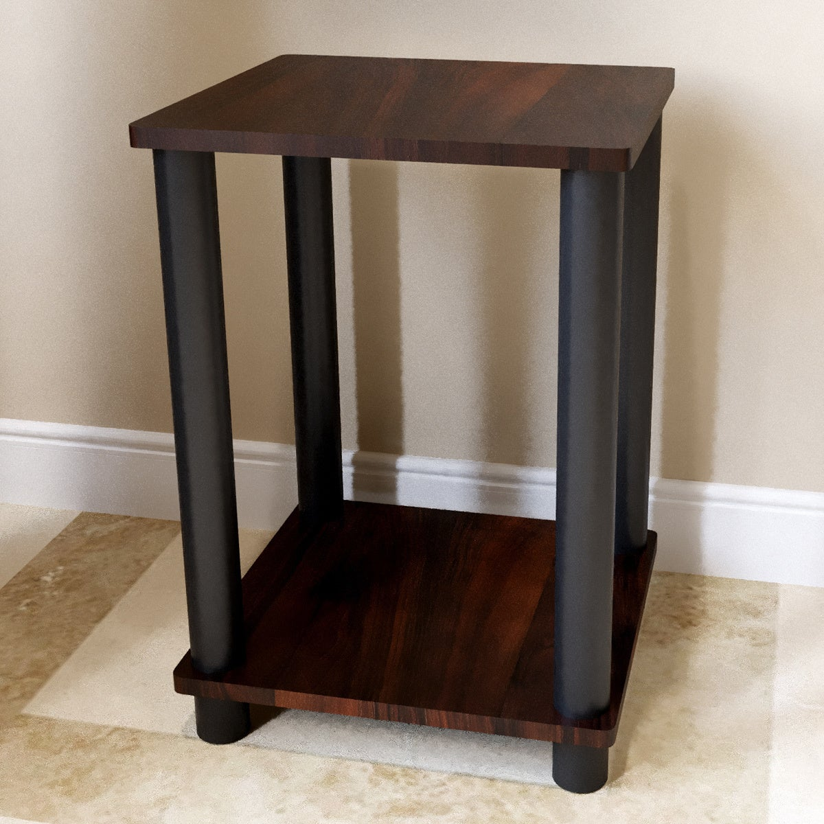 Shop Porch Den East Village St Marks End Table Free Shipping On
