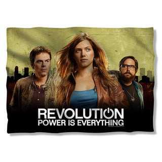 Revolution/Dark City (Front/Back Print) Pillowcase