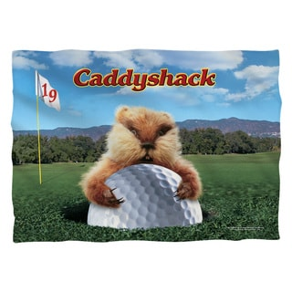 Caddyshack/Gopher (Front/Back Print) Pillowcase