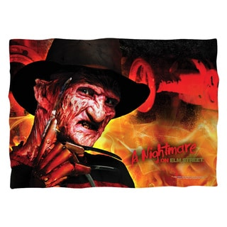 Nightmare Of Elm Street/Freddy's Boiler Room (Front/Back Print) Pillowcase