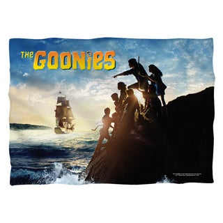 Goonies/Ship (Front/Back Print) Pillowcase