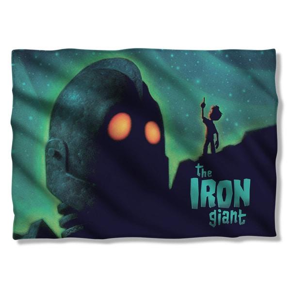 Iron Giant/Look To The Stars Pillowcase