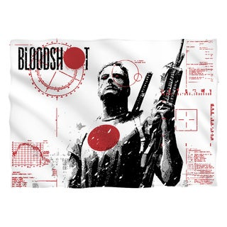 Bloodshot/Take Aim (Front/Back Print) Pillowcase